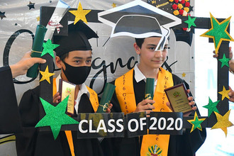 Year 6 Graduation 2020 (Officer)